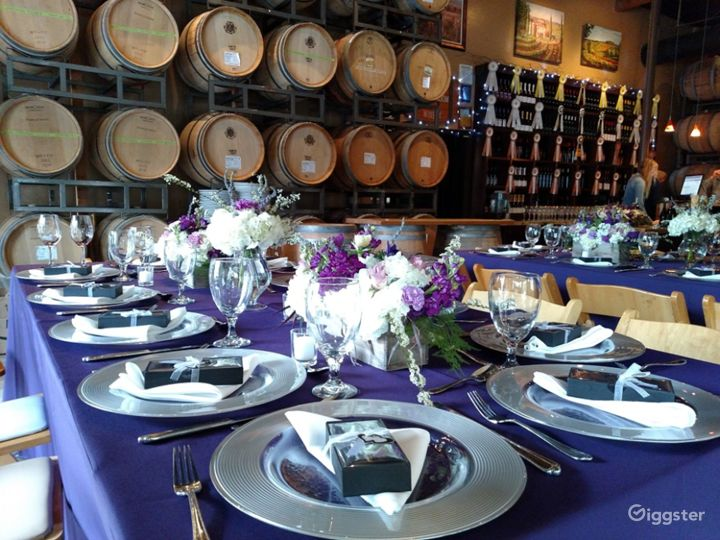 Fancy and Modern Winery and Tasting Room Photo 4