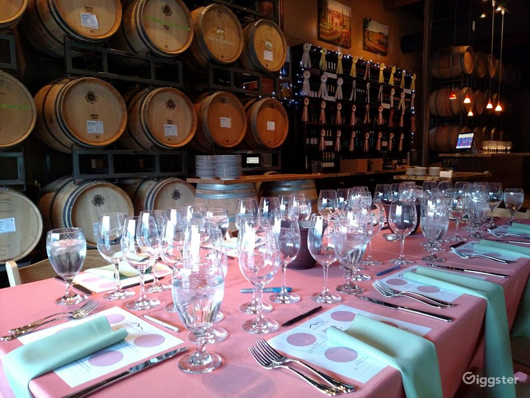 Fancy and Modern Winery and Tasting Room Photo 1