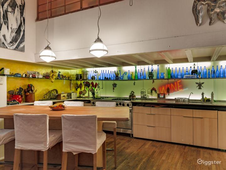 4,200 sq/ft lavish artist loft in Tribeca  Photo 3