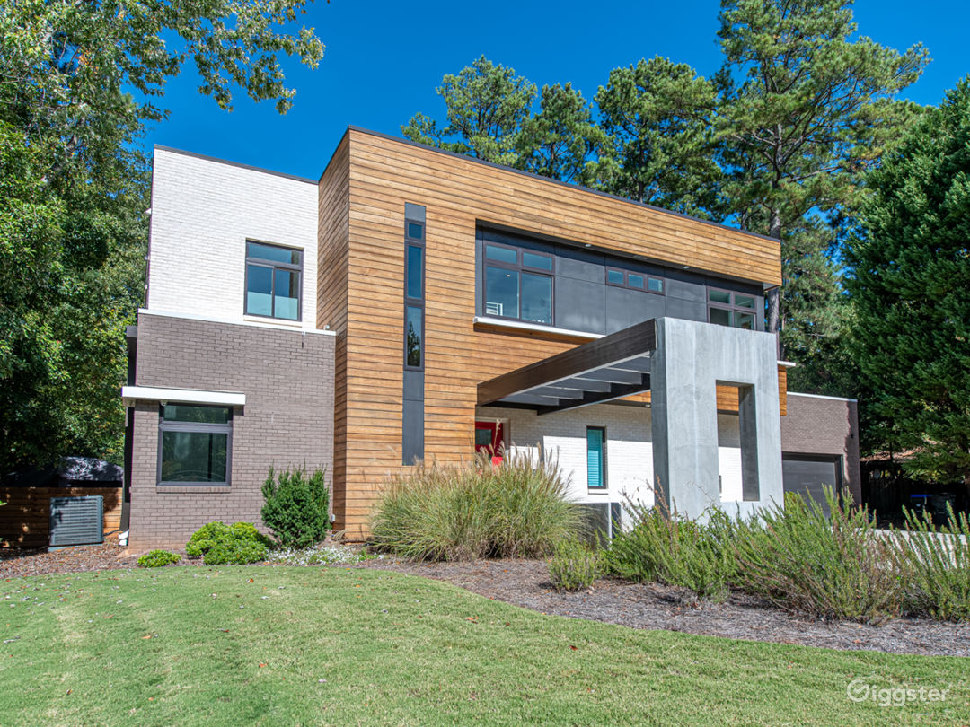 Beautiful Contemporary family home Atlanta Rental