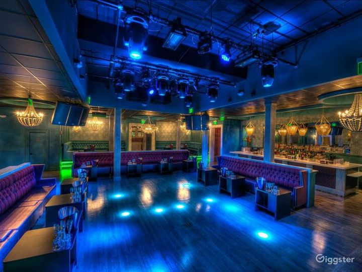 High-Energy NightClub with Ultra-Exclusive Lounge in Boston