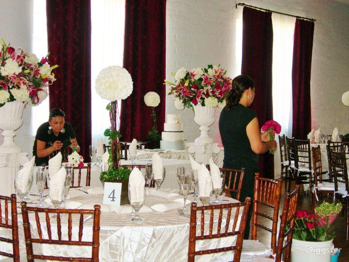 Ballroom Wedding Venue with a Rich History Photo 3