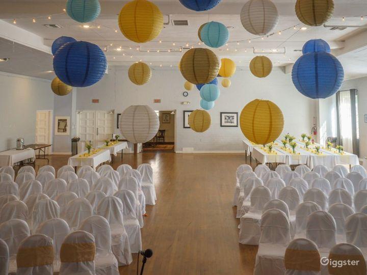 Ballroom Wedding Venue with a Rich History Photo 2