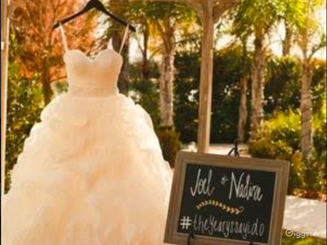 Almond Orchard Wedding Venue in Shafter Photo 1