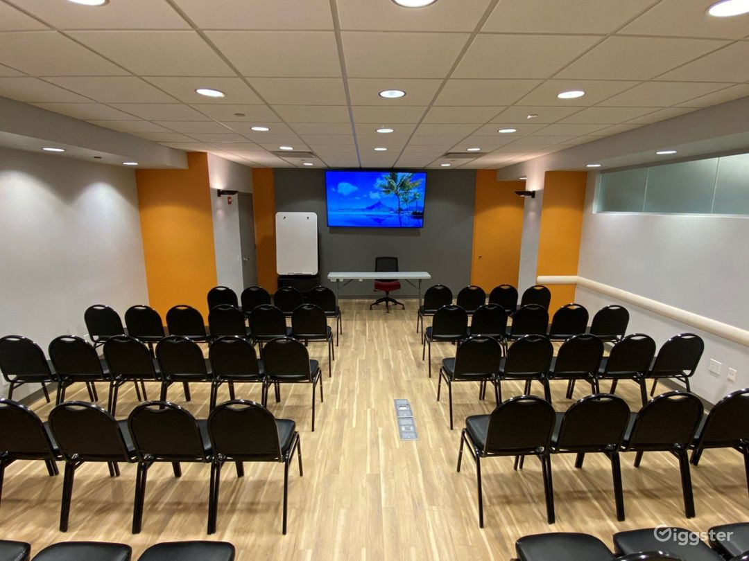 Seminar Room for Your Events Photo 1