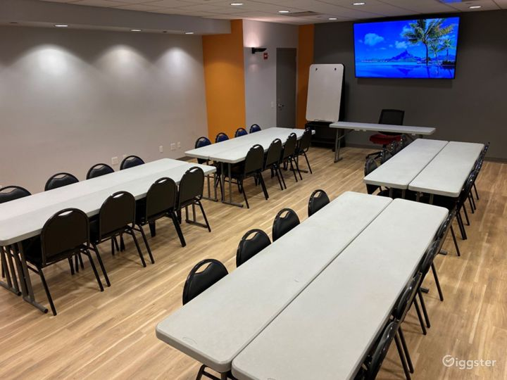 Seminar Room for Your Events Photo 2