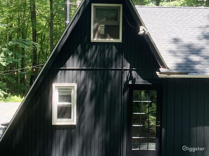 Aframe in Catskills, with mid century charm Photo 3