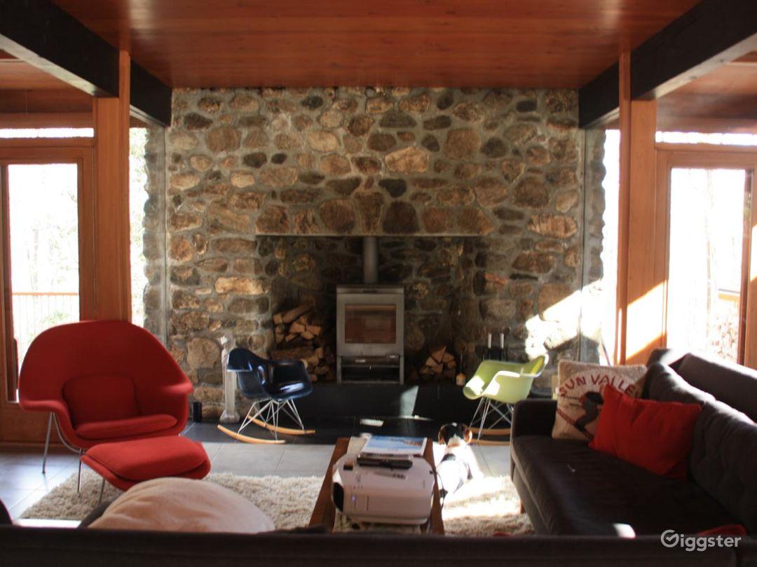 Authentic Mid-Century Modern home Photo 5