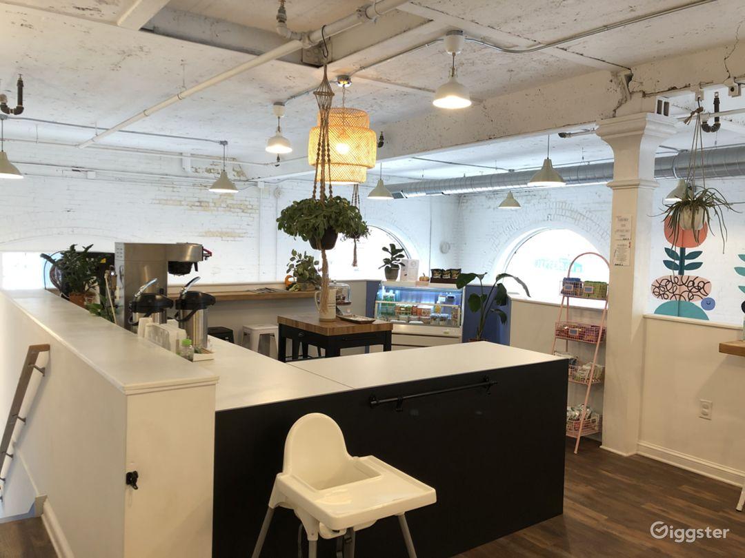 Kitchen/Cafe