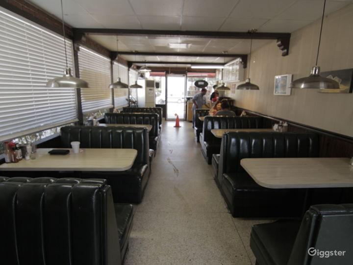 Hamburger Restaurant