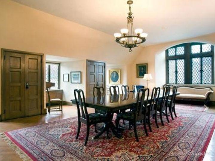 Sam Johnson Room in Boston