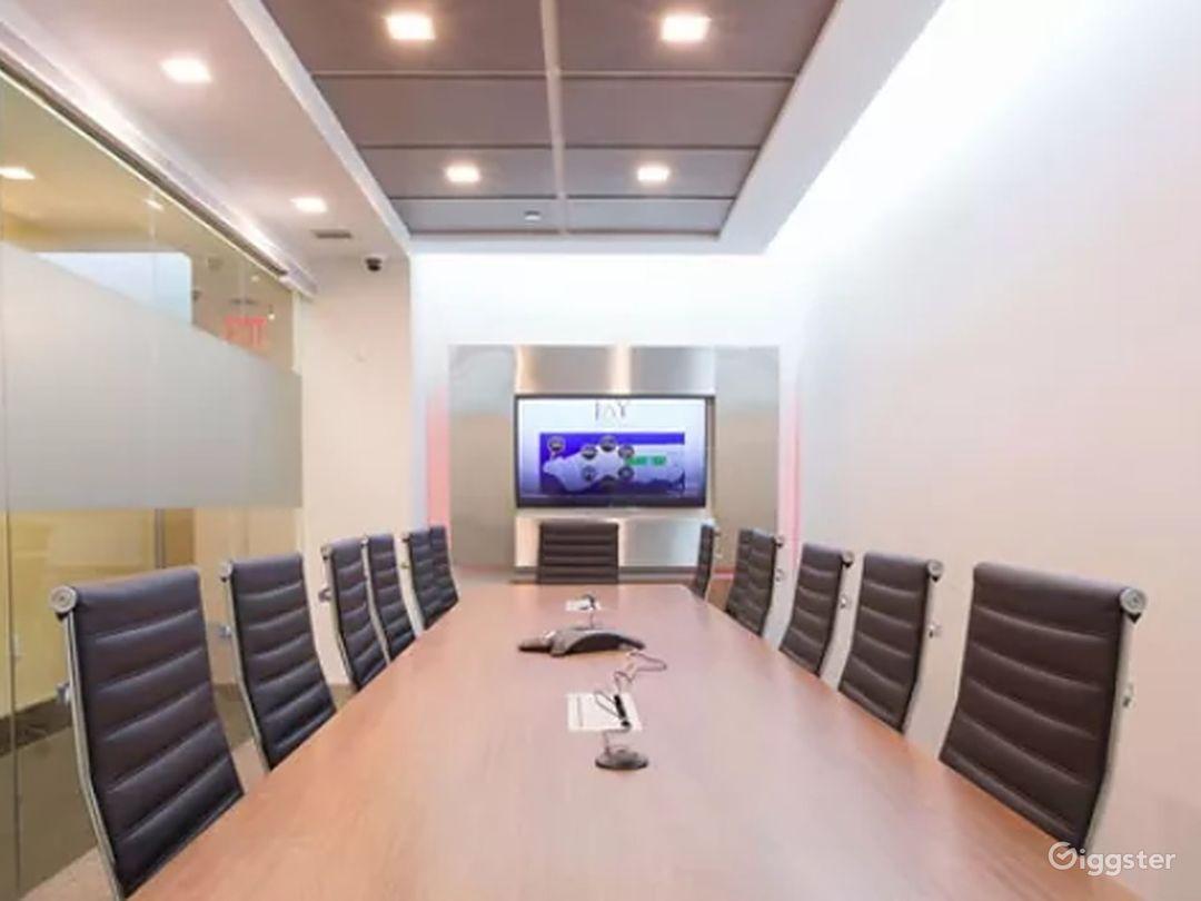 34th Street Meeting Room Photo 1