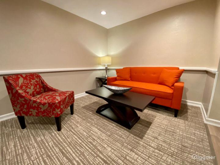 Elegant Executive Board Room Photo 4