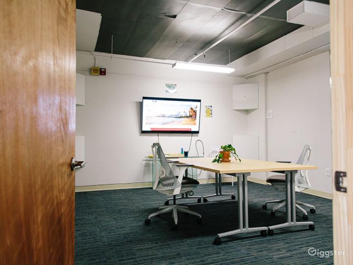 Bright Board Room Photo 2