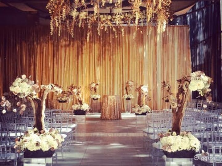 Glamorous Light Filled Modern Venue in the Heart of San Jose Photo 3