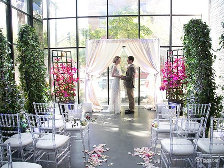 Glamorous Light Filled Modern Venue in the Heart of San Jose Photo 5