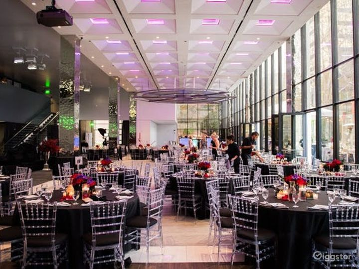 Glamorous Light Filled Modern Venue in the Heart of San Jose Photo 4