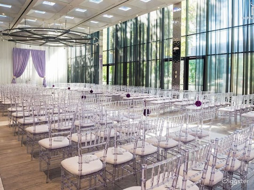 Glamorous Light Filled Modern Venue in the Heart of San Jose Photo 1