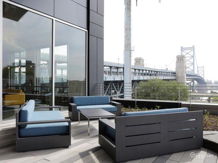Stylish 2BR Penthouse