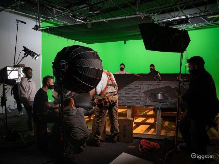 North Atlanta Soundstage Film Studio Photo 2