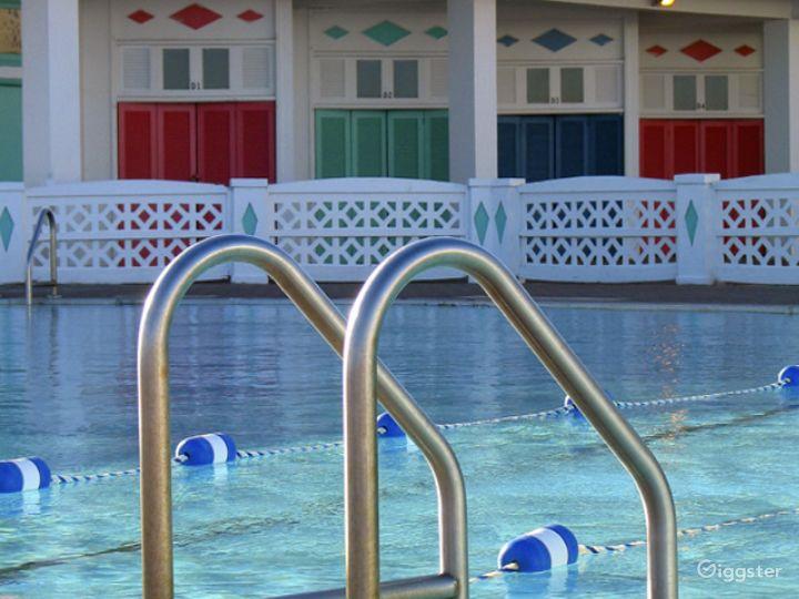 Funky beach club with pool: Location 515 Photo 3
