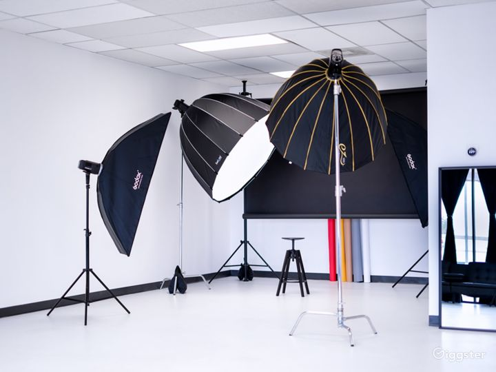 A Beautiful Space for Creative Content Photo 2