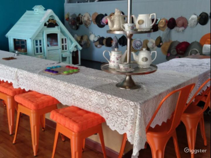 Private Space Perfect for Birthdays, Baby Showers, Anniversaries, Bridal Showers, Retirement Parties Photo 5