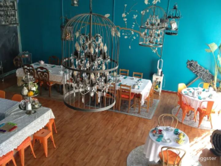 Private Space Perfect for Birthdays, Baby Showers, Anniversaries, Bridal Showers, Retirement Parties Photo 3