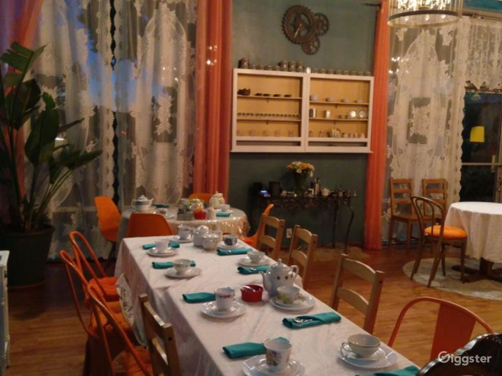 Private Space Perfect for Birthdays, Baby Showers, Anniversaries, Bridal Showers, Retirement Parties Photo 2