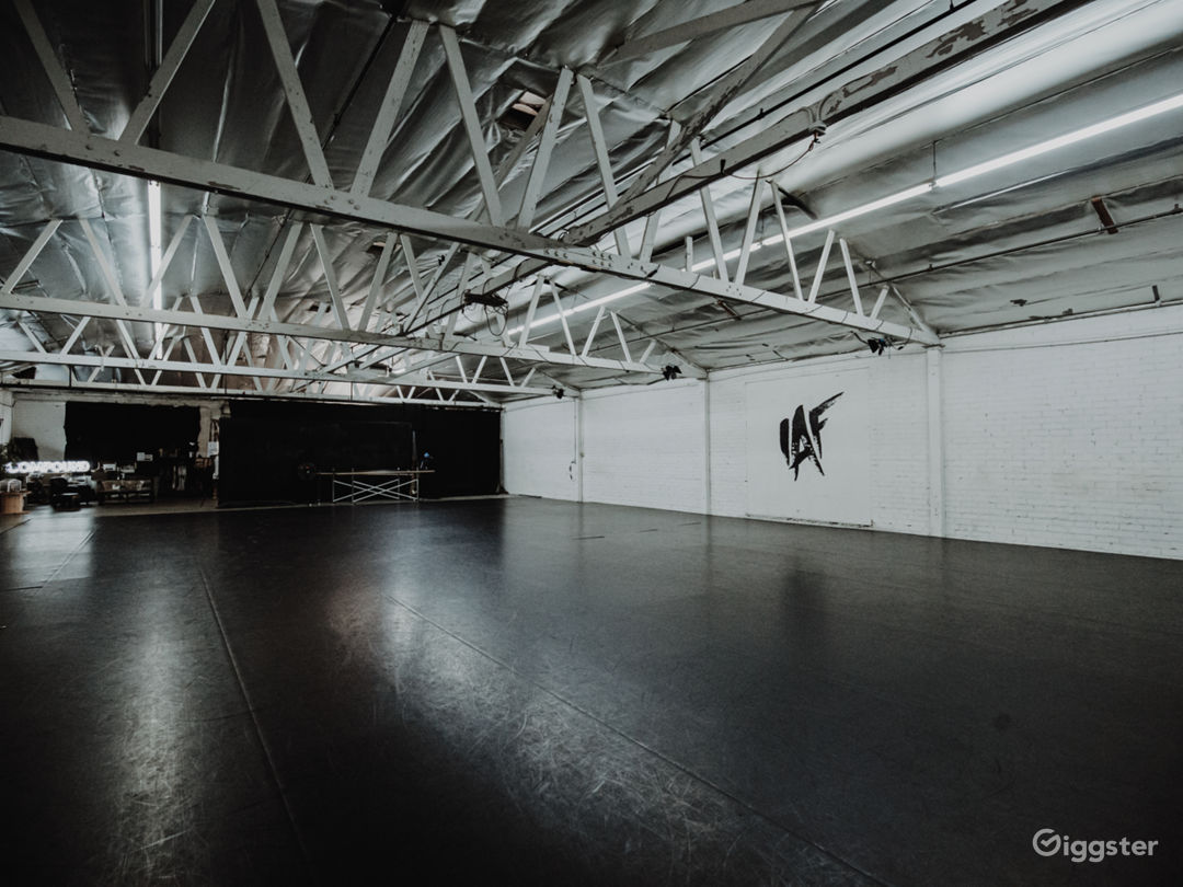 Industrial-Chic Warehouse Compound Photo 1