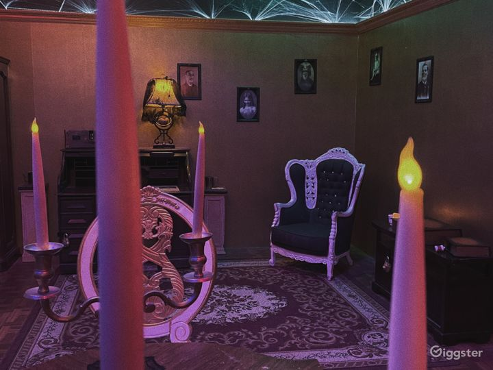Mysterious Spooky Themed Escape Room A in Ventura Photo 4