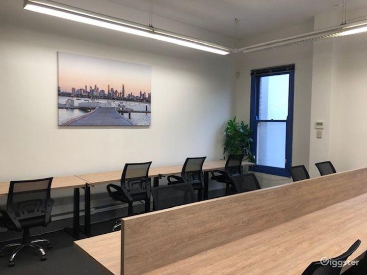 Modern Meeting Room in Collingwood Photo 4