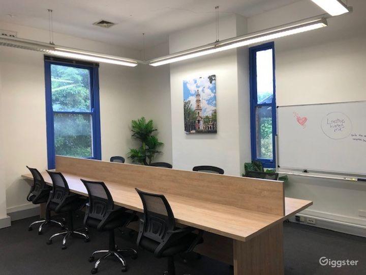 Modern Meeting Room in Collingwood Photo 3