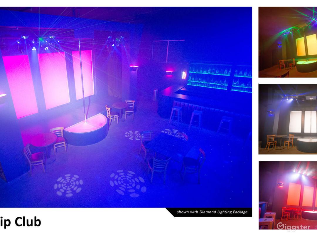 Music Video Strip Club | CreatorLA Photo 1