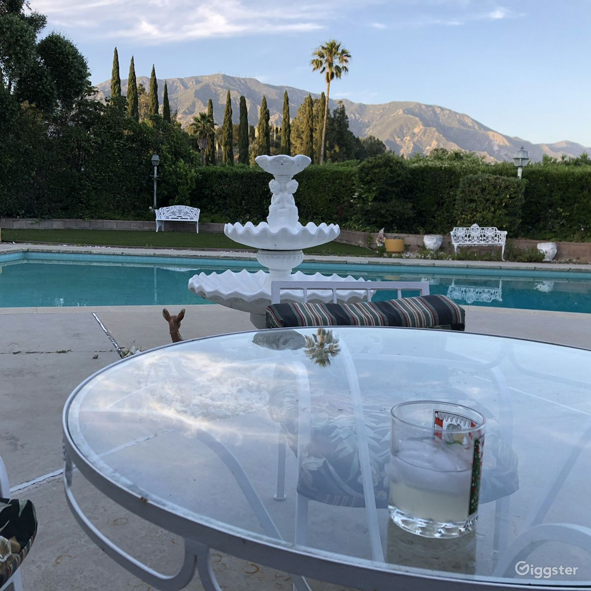Rent Beautiful backyard with majestic view! House (residential) for ...