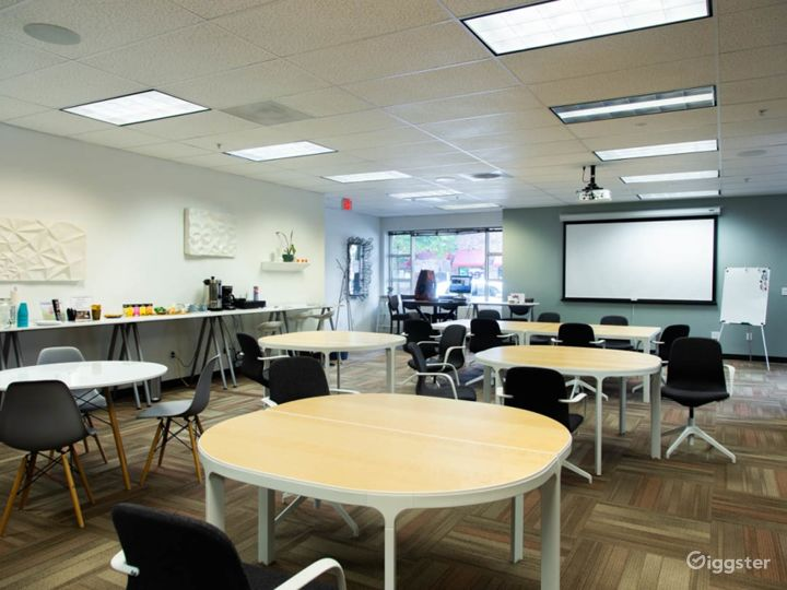 Fully Furnished Modern Office and Event Space Photo 5
