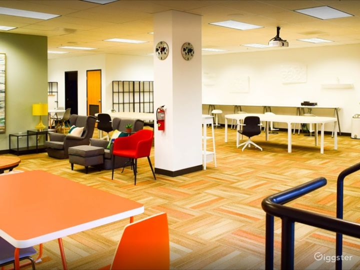 Fully Furnished Modern Office and Event Space Photo 2