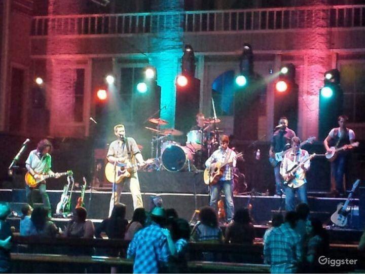Spacious Stage & Dance Hall in San Antonio  Photo 5