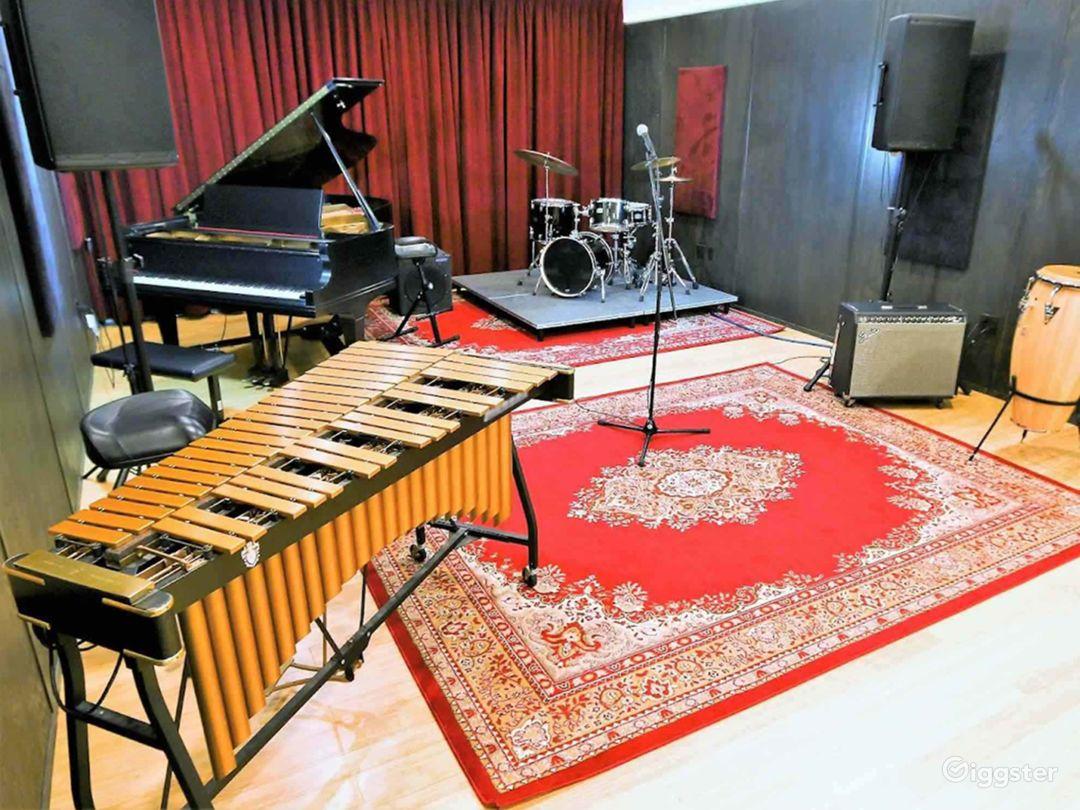Spacious Music Studio in NY Photo 1