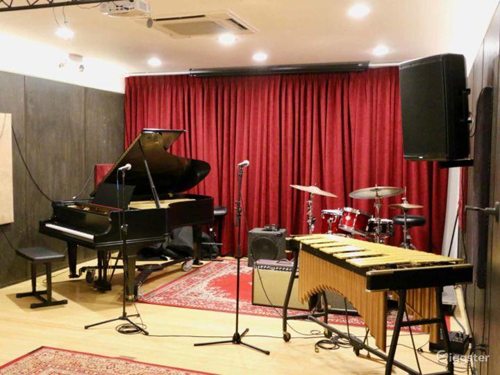 Spacious Music Studio in NY Photo 3