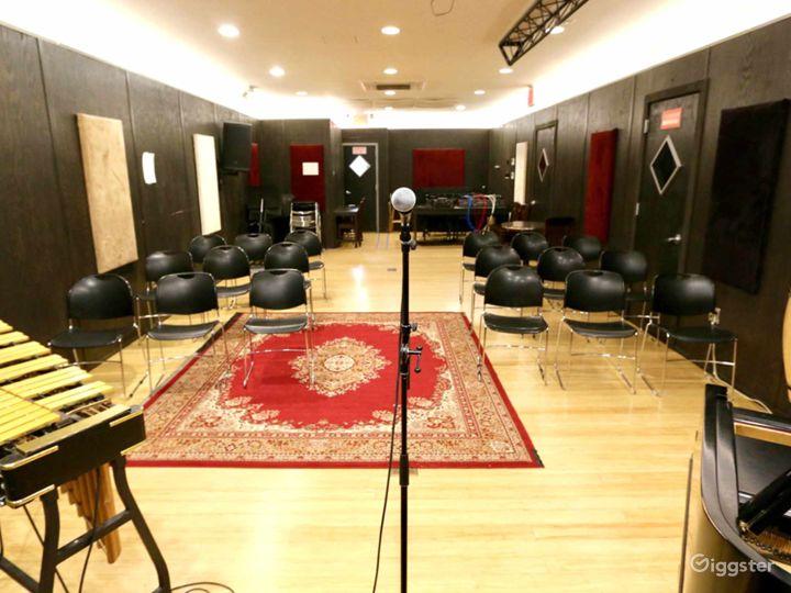 Spacious Music Studio in NY Photo 4