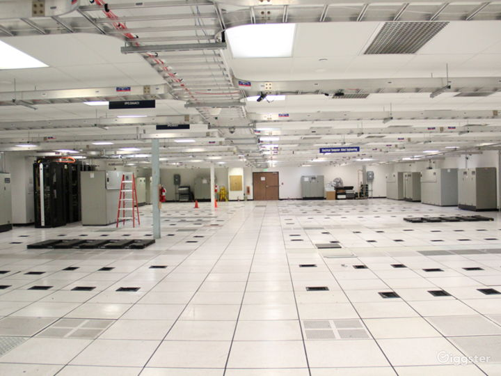 Data Center, 25+ Offices, Warehouse Flex Space