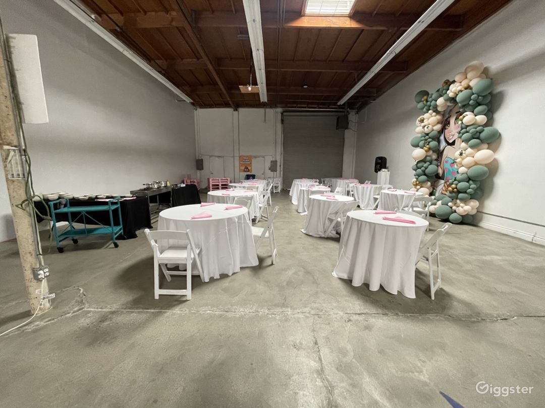 Rental location for dinner hosting / small private parties/ meetings / pop up shops