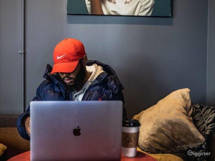 Urban Atlanta Coffeehouse Photo 4