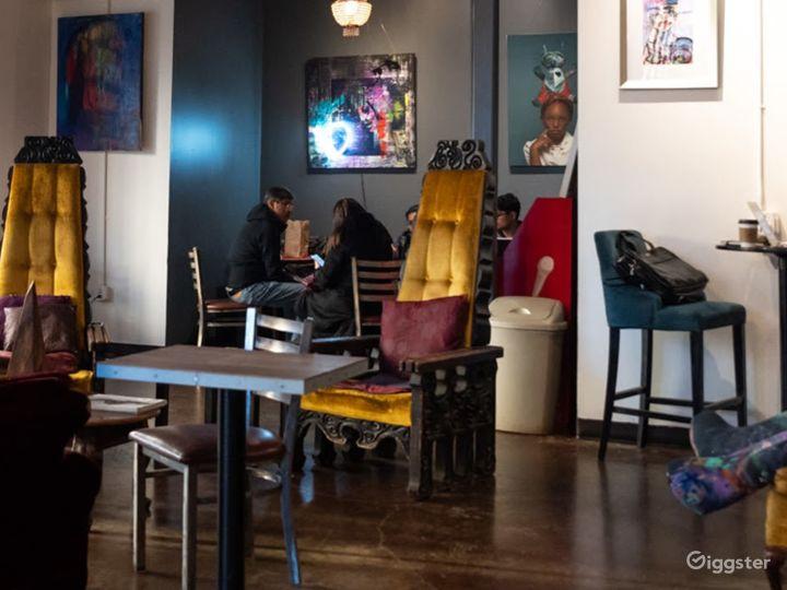 Urban Atlanta Coffeehouse Photo 2