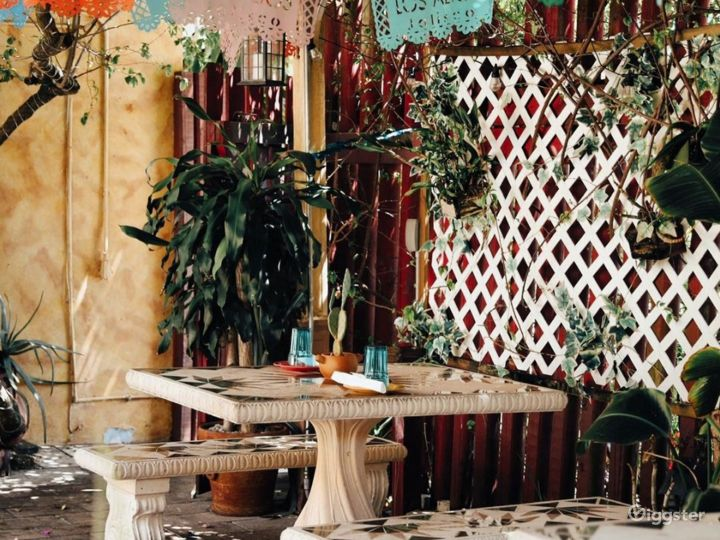 Beautiful Outdoor Patio for Parties in West Palm Beach Photo 4
