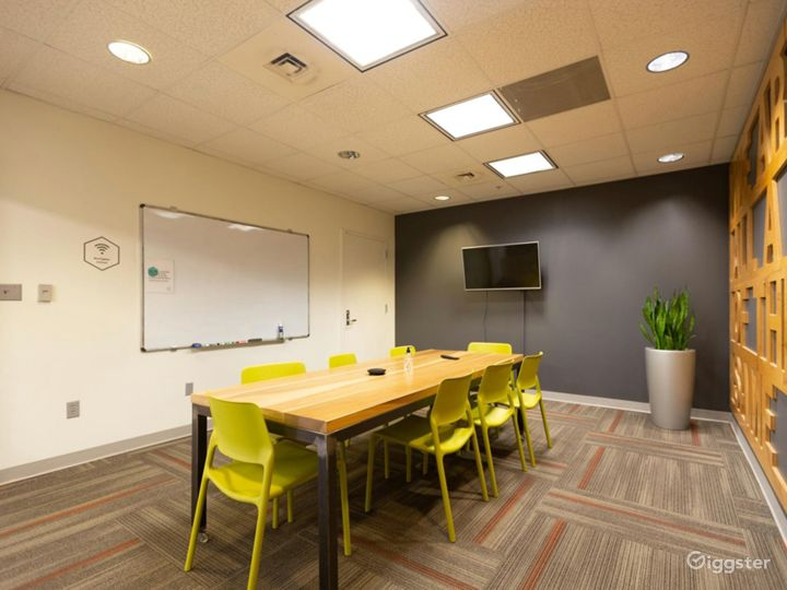Great Natural Light Conference Room in Downtown Chattanooga Photo 5