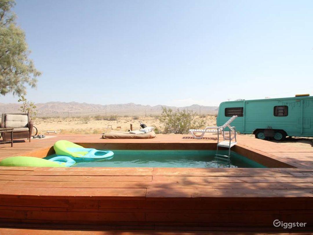 6381 Rustic Desert Escape Photo 5