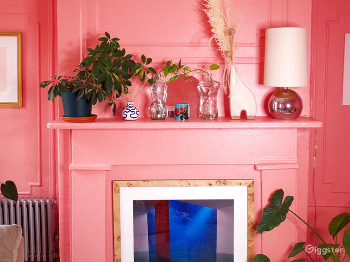 A Pink Moment in Brooklyn- Spacious sunlit apt Photo 4