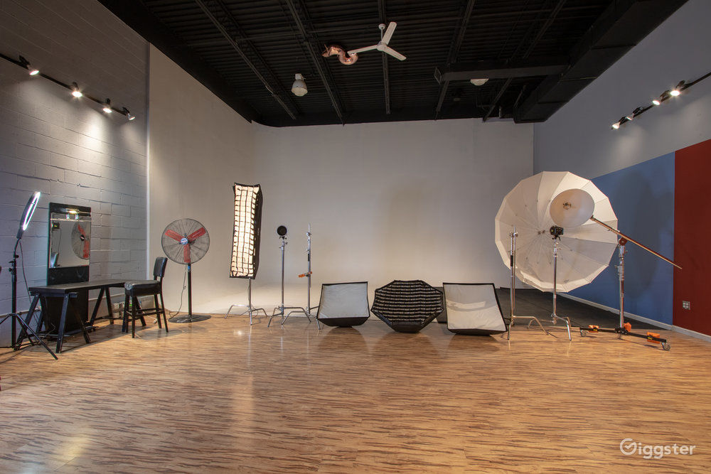 Studio A Ideal for photo productions in Alexandria Photo 1